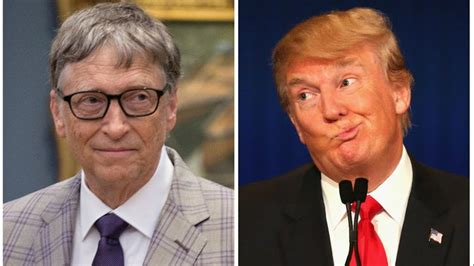 Bill Gates: Donald Trump didn't know HIV from HPV ...