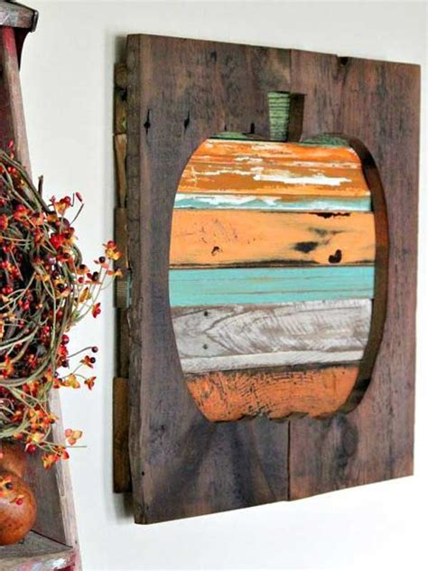 recycled pallet wall art ideas  enhancing  interior
