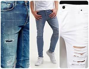Comment Réparer Un Liner Déchiré : comment viter la faute de go t avec un jean d chir look mode ~ Maxctalentgroup.com Avis de Voitures