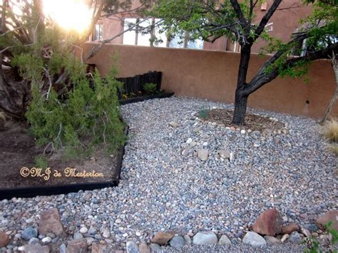landscaping gardening ideas gravel  grass