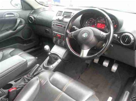 Alfa Romeo 2007 Gt Blackline Jtdm Black Car For Sale