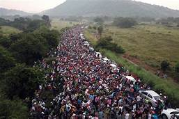 Two Dead in Southern Mexico After Gunmen Attack Migrant Caravan…