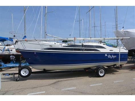 2005 Macgregor 26m Sailboat For Sale In Wisconsin