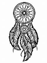 Feathers Dreamcatcher Stress Coloring Zen Anti Mandala Feather Adults Justcolor sketch template