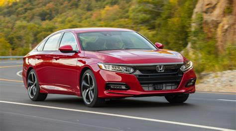 Yes, for 2018, these features come standard on both the sport 1.5t and sport 2.0t trim levels. 2018 Honda Accord Sport 2.0T Review: A fun midsize sedan ...