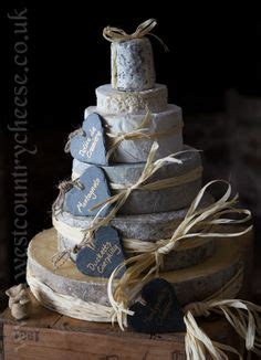 cheese wedding cakes images  pinterest