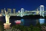 [遊記篇] 東京台場:日劇迷都知的浪漫景點☆彩虹橋夜景 @ 波比看世界 :: 痞客邦 ::