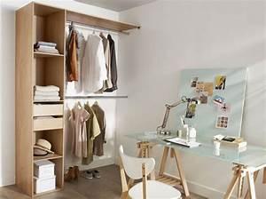 Solution Dressing Pas Cher : amenagement placard pas cher idee amenagement dressing ~ Premium-room.com Idées de Décoration