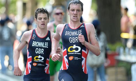 He could have won this race so easily and he's being tactically just. Commonwealth Games 2014: Brownlee brothers plot path to ...