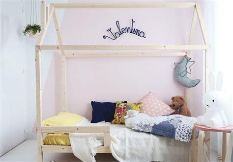 deco de chambre a faire soi meme craquez pour un lit cabane dans la chambre d 39 enfant