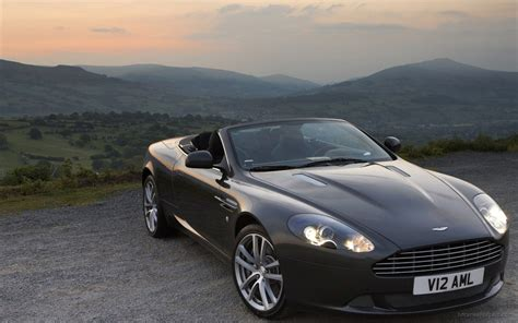 2011 Aston Martin Db9 Wallpaper