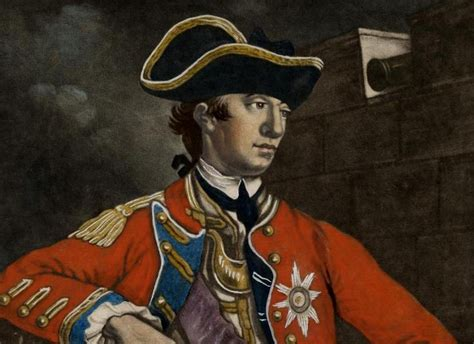 General Sir William Howe In The American Revolution