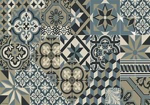 Set De Table Carreau De Ciment : set de table carreaux de ciment l on ~ Teatrodelosmanantiales.com Idées de Décoration