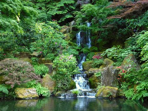 portland japanese garden backyard destinations