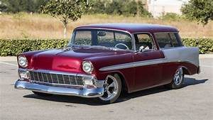 1956 Chevrolet Nomad Fuel Injected 5 3l  Automatic