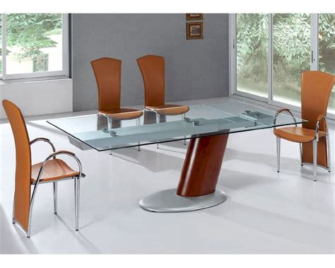 glass top dining table sets modern dining set glass top table european design 33d241