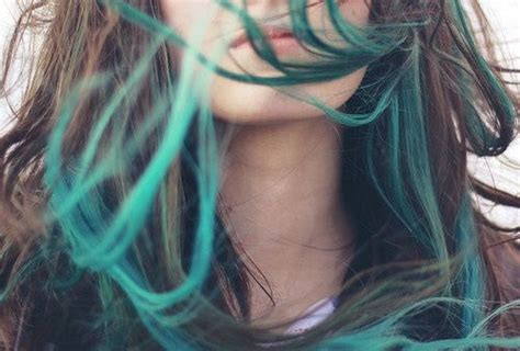 1000+ Ideas About Turquoise Hair Dye On Pinterest