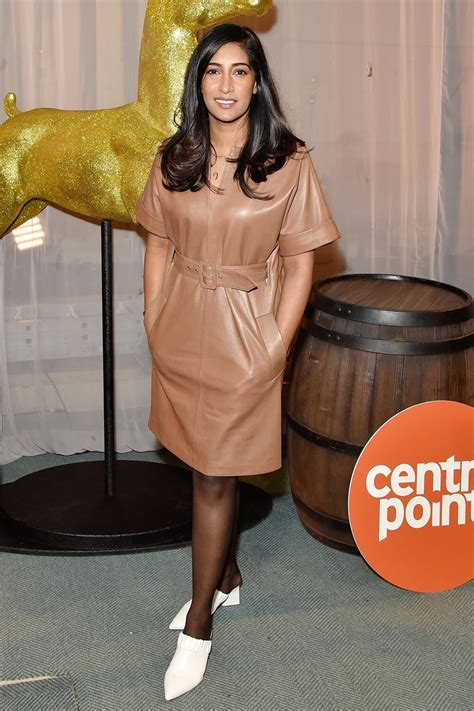 tina daheley attends centrepoints ultimate pub quiz event