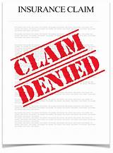 Photos of Insurance Denied Claim What To Do