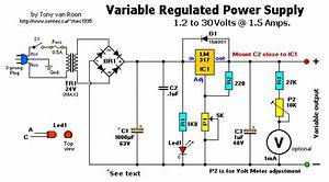variable power supply science pinterest cooking and With variable 4 a 25v power supply