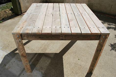 emejing fabriquer une table de emejing fabriquer une grande table de jardin pictures