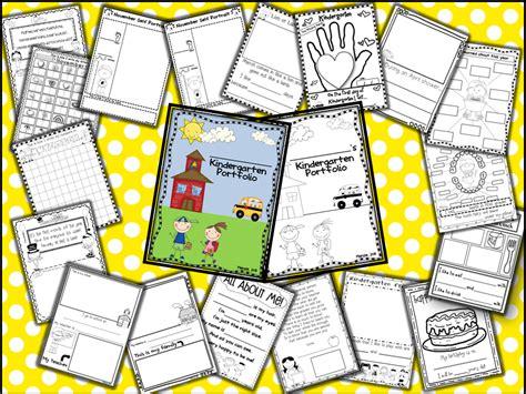 portfolios memory books for kindergarten pre k and 847   Slide2