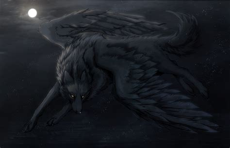 Black Wolf Wallpapers High Quality