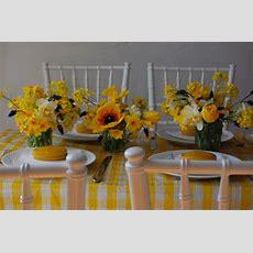 Diy Daffodil Wedding Brunch  Once Wed