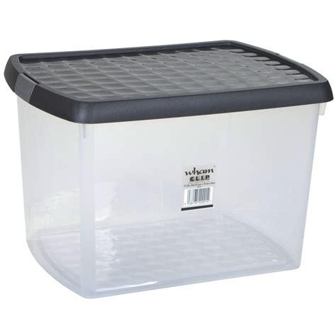 Aufbewahrungsbox Kunststoff Mit Deckel by Aufbewahrungsboxen Mit Deckel Kunststoff Transparent