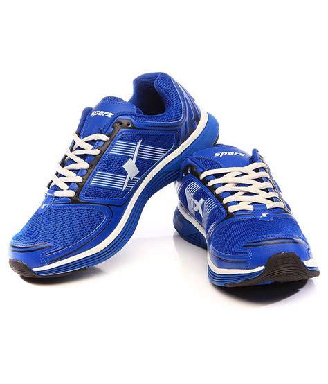 Sparx Blue Sport Shoes - Buy Sparx Blue Sport Shoes Online ...