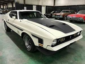 1972 Ford Mustang Mach 1 for Sale | ClassicCars.com | CC-1206102