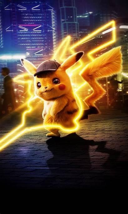 Pikachu Pokemon Detective 5k Wallpapers Iphone 1440