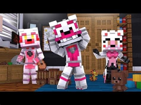 funtime foxy s children meets the voice foxy minecraft 655 | hqdefault