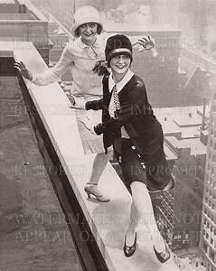 Flapper girls dance on rooftop Roaring 1920s photo CHOICE ...