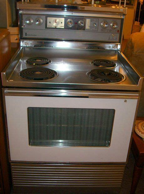 vintage  kenmore electric stove  rons electric