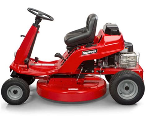 snapper re210 33 inch 15 5 hp rear engine mower