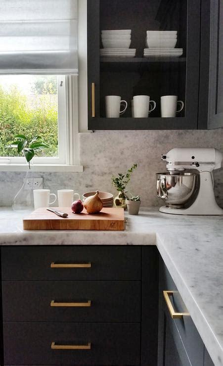 dark grey kitchen cabinets interior design inspiration photos by byrd design