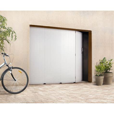 porte garage coulissante pvc leroy merlin tableau isolant thermique