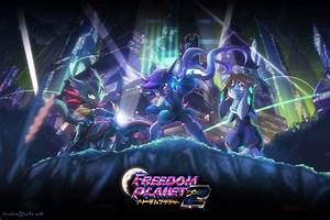 Freedom Planet 2 PS3 Games Torrents