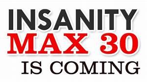 Insanity Max 30 Calendar Max | New Calendar Template Site