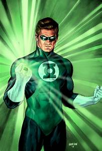 UCreative.com - 30 Various Green Lantern Artworks for ...