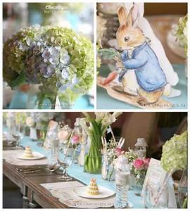 Kara39s Party Ideas Peter Rabbit Themed Baby Shower Via