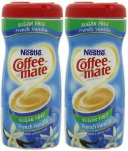 Transform the coffee you like into the coffee you love with coffee mate sugar free french vanilla coffee creamer. Nestle Coffee Mate SUGAR FREE French Vanilla Powdered Creamer (10.2 oz) 2 Pack 20066214067 | eBay