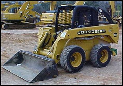 john deere  skid steer attachments specifications