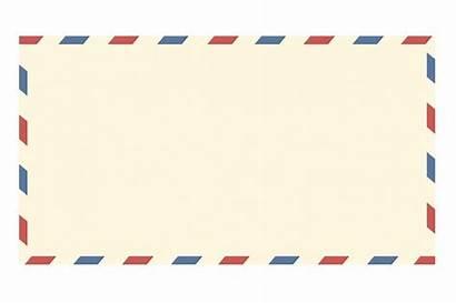 Envelope Airmail Letter Mail Clipart Paper Postal