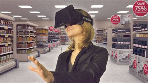 Virtual Reality Software Coming To Tesco  Metro News