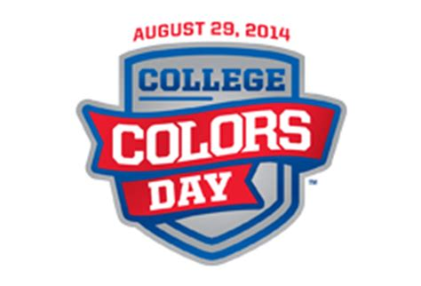 national college colors day viking update august 2014