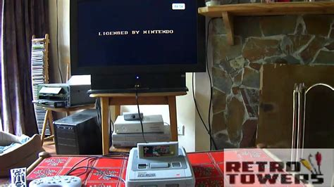 Vitamale Nes V how to connect your nintendo snes to a hd tv
