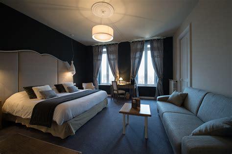 chambre deluxe château du clos de la ribaudière hôtel de charme en