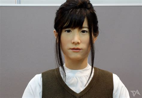 Face To Face With 3 Of Japan's Humanoid Robots